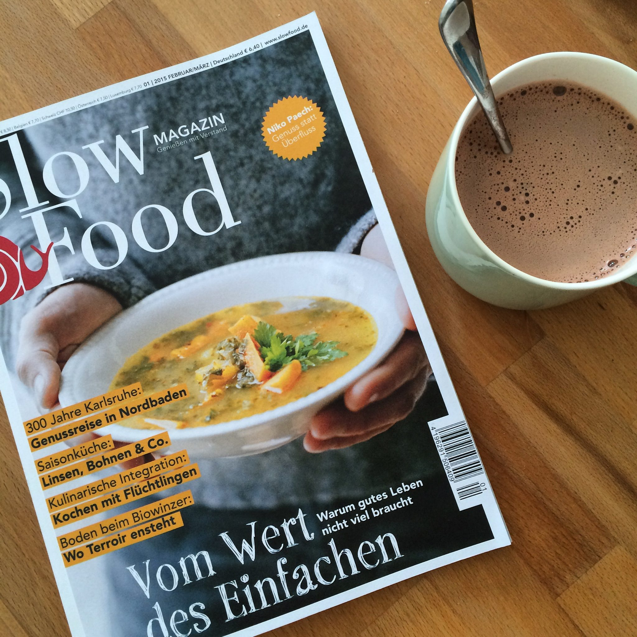 Slow Food Magazine